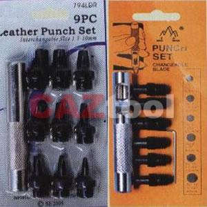 Belt Punch Set