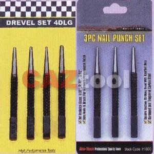 Nail Punch Set